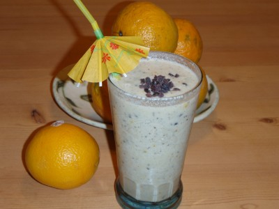 Dreamsicle Shake
