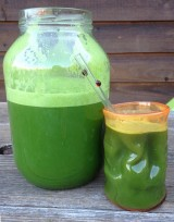 Green Gold Juice
